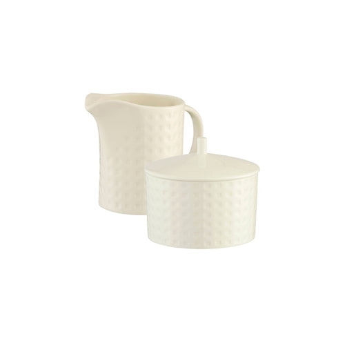 BELLEEK LIVING GRAFTON SUGAR & CREAMER
