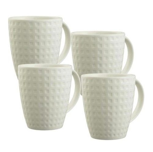 Belleek Living Grafton Mugs, Set Of 4