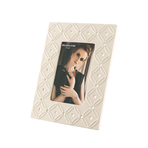 "Belleek Living Inish Frame, 4"" x 6"""