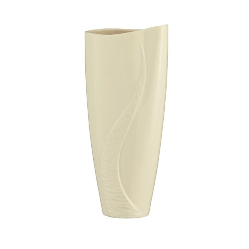 Belleek Living Wave Vase, 10""