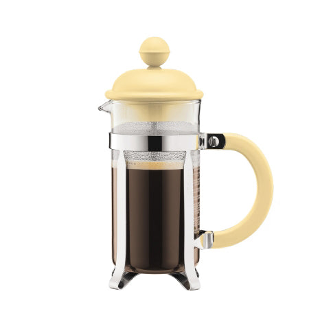 Bodum Caffettiera Coffee Maker, 3 Cup, Banana