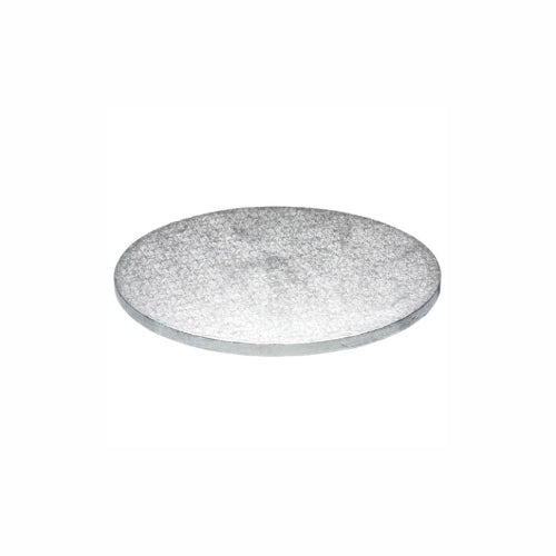 "Round Cake Board, Deep, 7"", Silver"