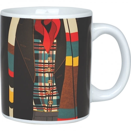 Dr Who (4th Doctor) Mug