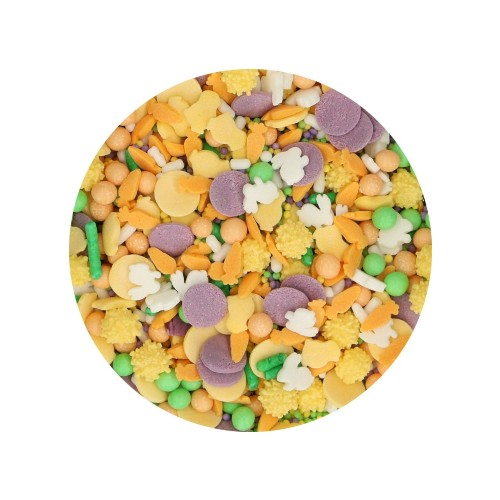 FUNCAKES EASTER SPRINKLE MIX, 65G