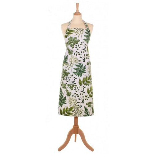 'Foliage' Cotton Apron