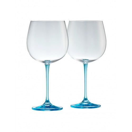 Galway Living Gin & Tonic Pair, Blue