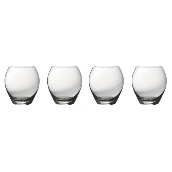 Galway Crystal Clarity Tumbler, Set of 4
