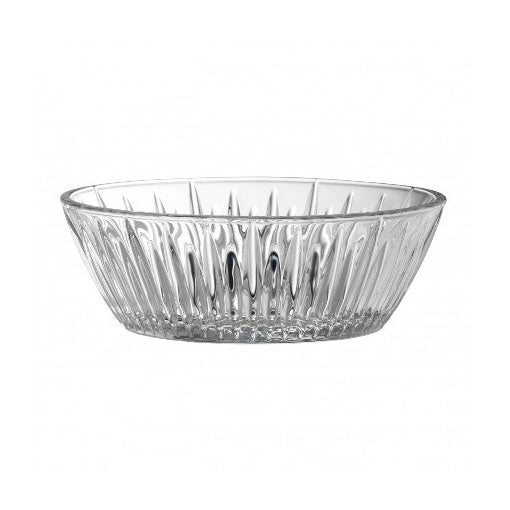 Galway Crystal Willow Bowl, 8.5""