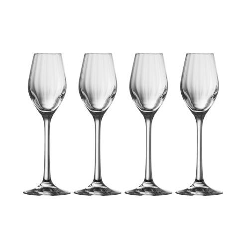 Galway Living Erne Sherry/Liquer, Set Of 4