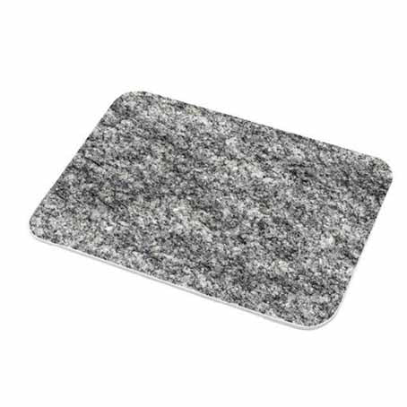 Glass Worktop Saver, Granite, Medium