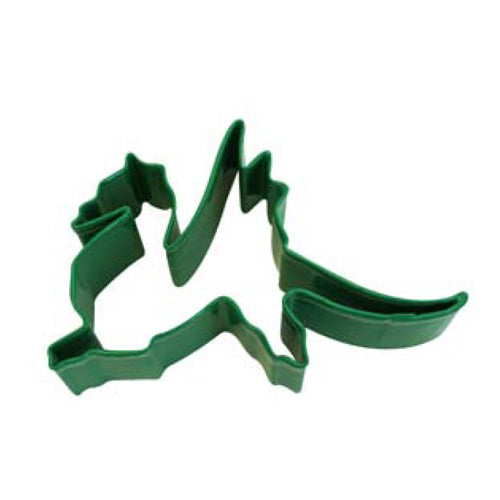 Green Dragon Cookie Cutter, 10cm