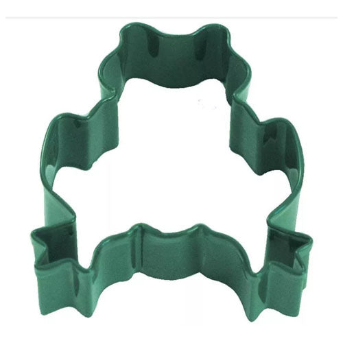 Green Frog Cookie Cutter, 9cm