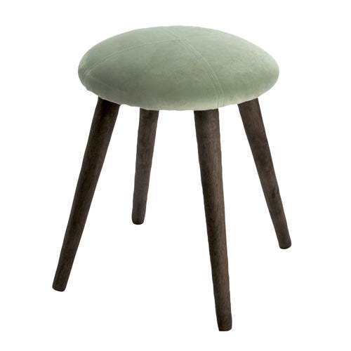 NEW YORK FOOT STOOL, GREEN