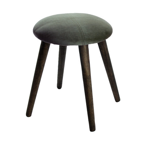 NEW YORK FOOT STOOL, GREY