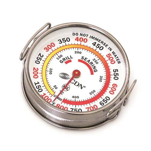 CDN GRILL SURFACE THERMOMETER, 6CM