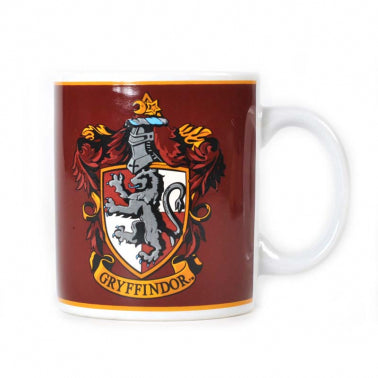 HARRY POTTER BOXED MUG - GRYFFINDOR CREST