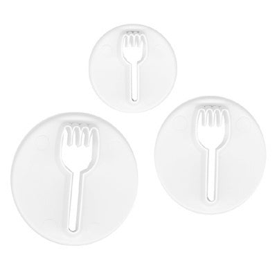 PME Honeysuckle Cutters, Set Of 3
