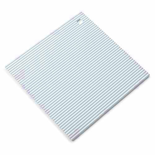 Zeal Surface Shield Silicone Hot Mat, Blue