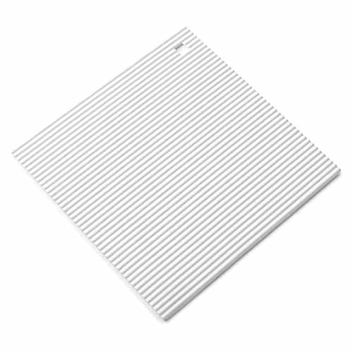 Zeal Surface Shield Silicone Hot Mat, Grey