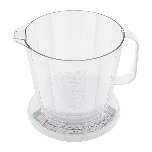 Judge Kitchen Transparent Jug Scale, 2.2kg