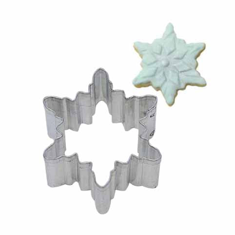 Mini Snowflake Cookie Cutter, 4.2cm