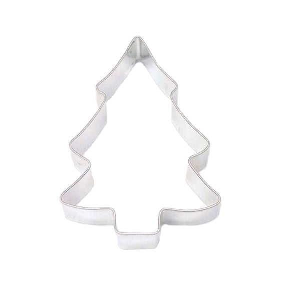 Kitchencraft Christmas Tree Shaped Cookie Cutter, 9cm