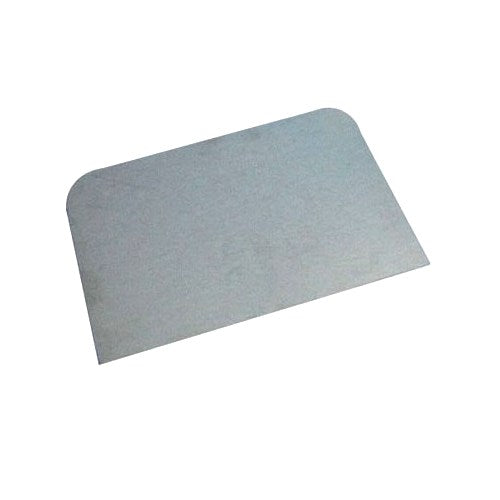 PME Stainless Steel Plain Edge Side Scraper