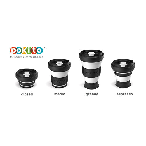 Pokito Pop Up Expandable Cup, Blackberry