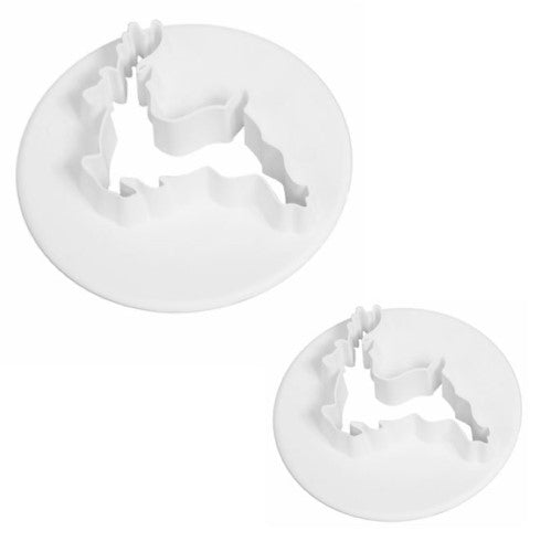 PME Reindeer Cutters, Set Of 2