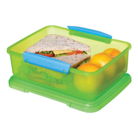 Sistema 2 Litre Lunch, Green