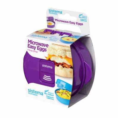Sistema Microwave Easy Eggs, 271ml, Purple