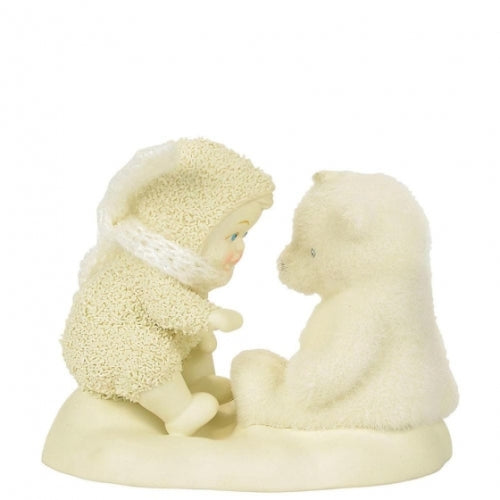 Snowbabies 'Beary Good Friends'