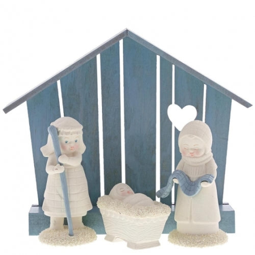 Snowbabies 'Nativity' Set Of 4
