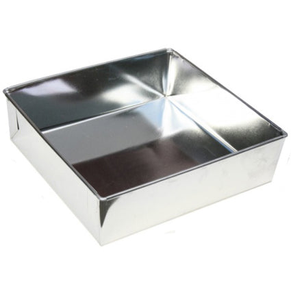 "Steelex Square Deep Cake Tin, 30cm/12""*"