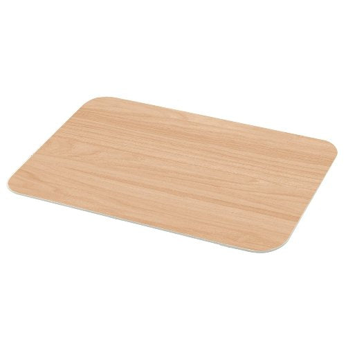 Glass Worktop Saver, Beech, Medium