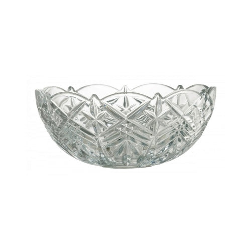 Galway Crystal Symphony Bowl, 9""