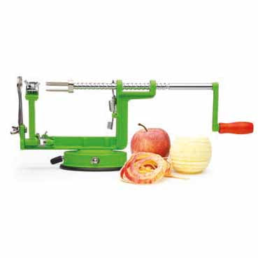 Clean Eating Retro Apple Peeler, Corer & Slicer