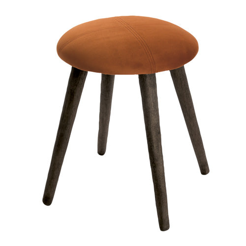 NEW YORK FOOT STOOL, TERRACOTTA
