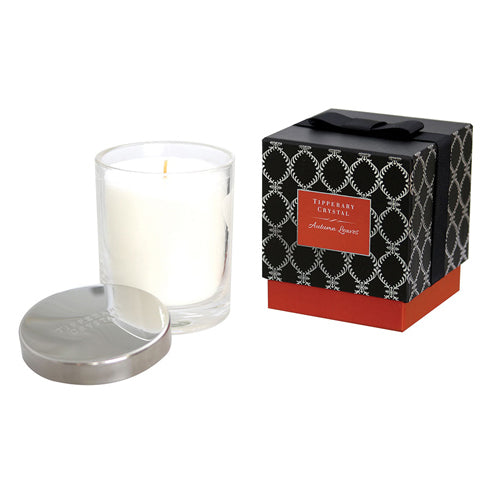 Tipperary Crystal Luxury Candle, Autumn Leaves