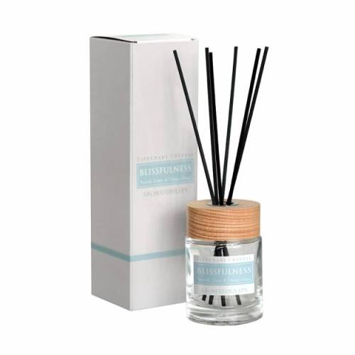 Tipperary Crystal Aromatherapy Diffuser, Blissfulness, Neroli, Lime & Ylang Ylang