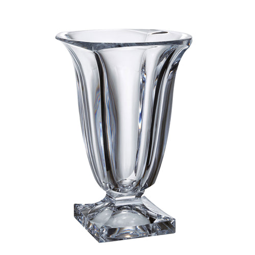 Tipperary Crystal Tempest Vase, 11.5""