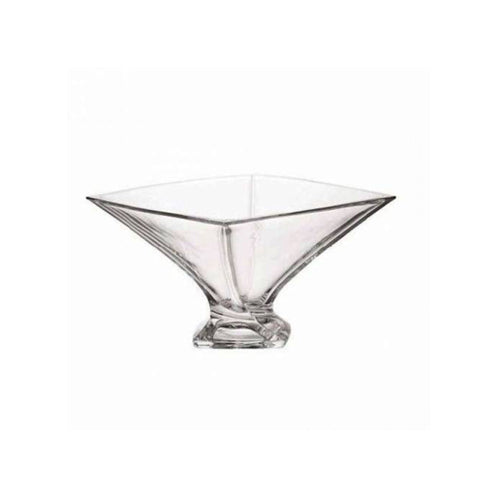 Tipperary Crystal Twist Bowl, 8.5""