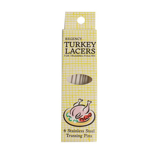 Turkey & Poultry Lacers, Set of 6