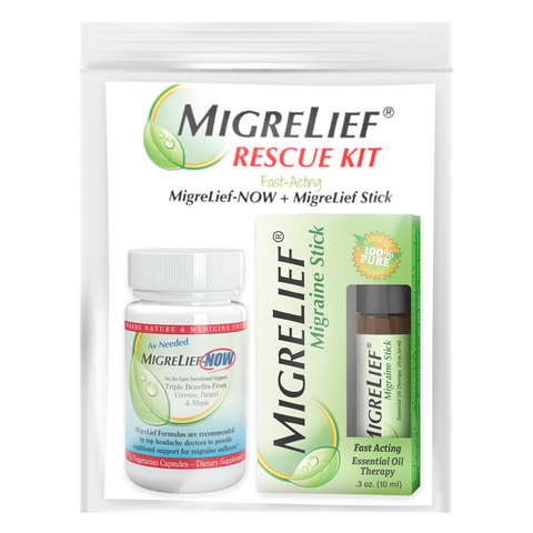 MigreLief Rescue Kit