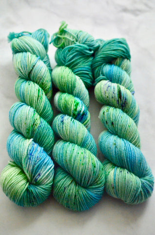 In the Forest of the Unicorn [merino dk]