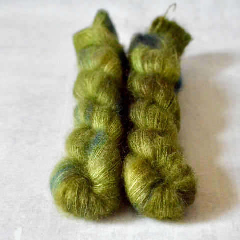 Olive You, Too [mohair lace]