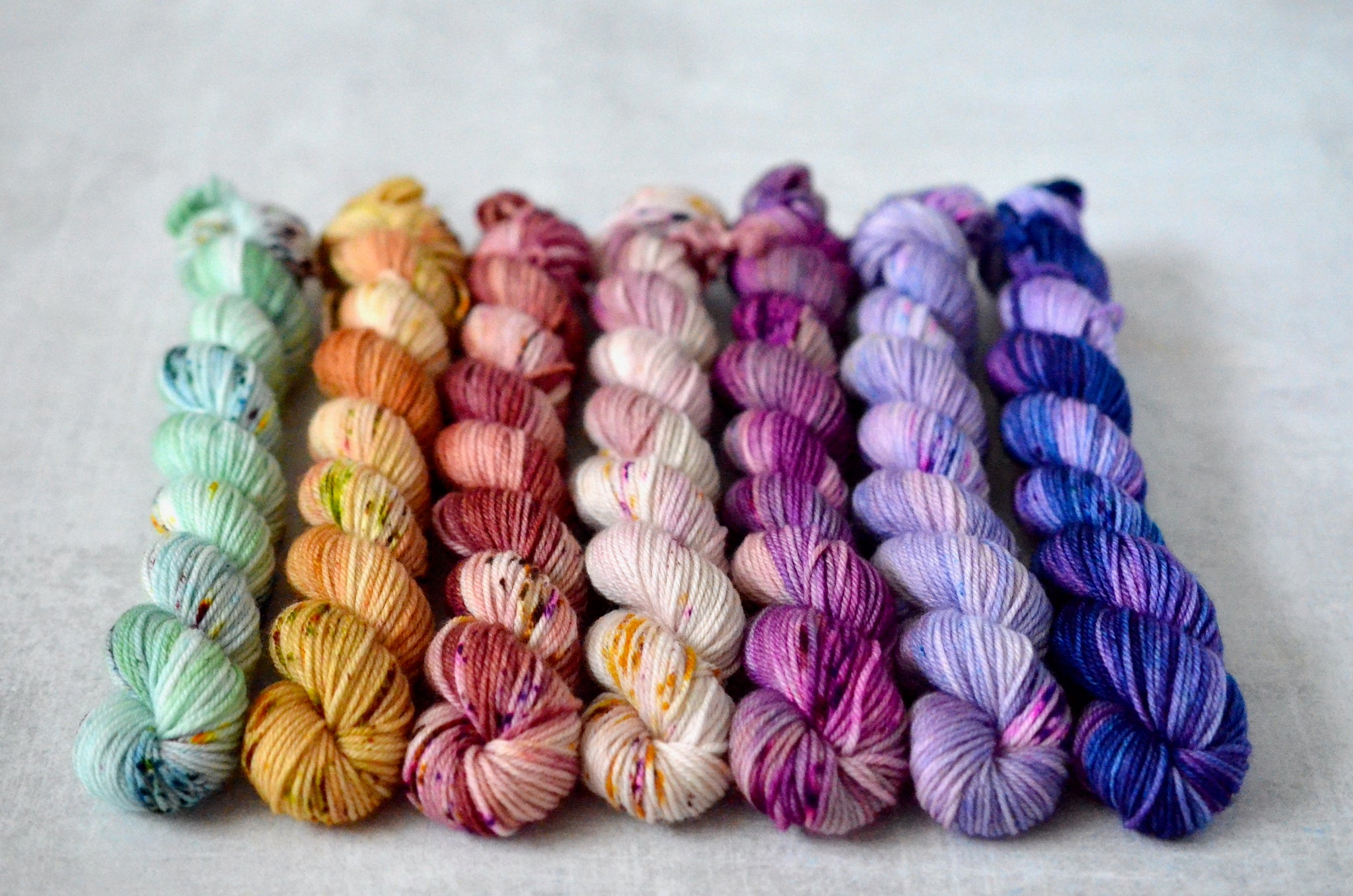 Labyrinth Collection [mini skein set]