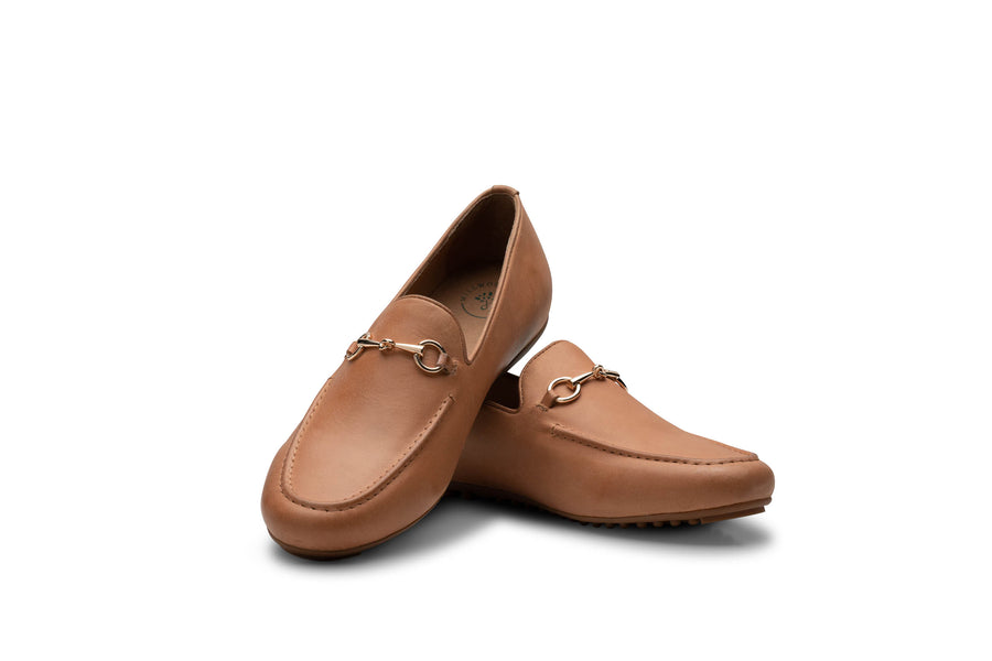 Light Tan Loafer