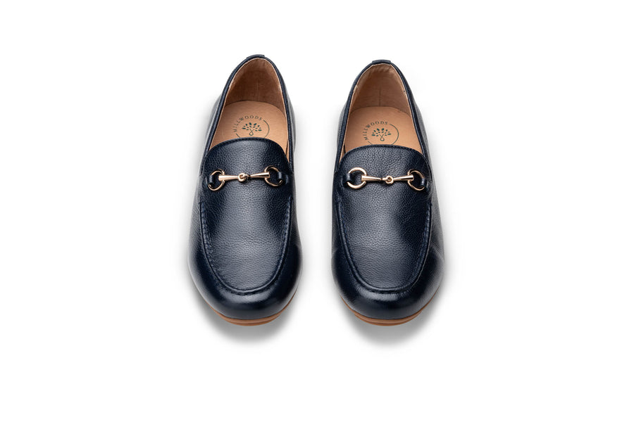 PRE-ORDER Women's Navy Loafer - Early October Delivery