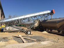 Frac, sand, Loadout, Radial Stacker, Conveyor system